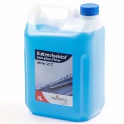 Ruitensproeiervloeistof antivries 5 liter
