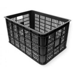 Basil fietskrat crate 50 liter zwart