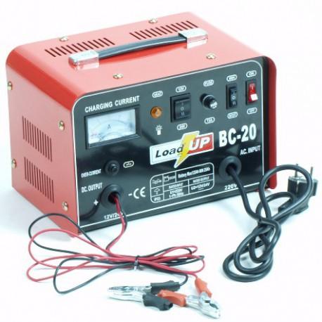 Acculader 12 / 24 volt 16 ampere