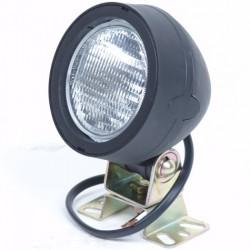 Werklamp 12 volt ovaal