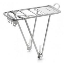 Bagagedrager fiets XLC aluminium zilver