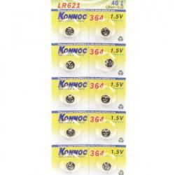 Batterij knoopcel LR621 AG1