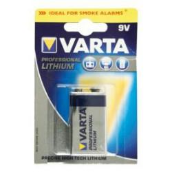 Batterij Varta 9 volt Professional