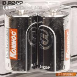 Batterijen D Cell R20C