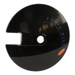 Chaindisc Axa groot zwart