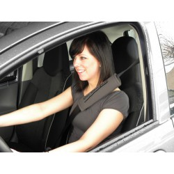 Gordelhoes set car comfort grijs/zwart