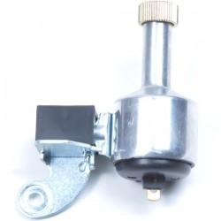 Dynamo aluminium rechts