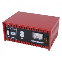 Acculader 12 volt 8 ampere Absaar