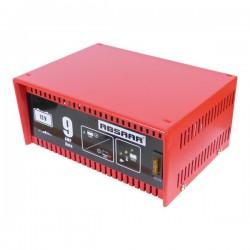 Acculader automatisch 12 volt 9 ampere Absaar