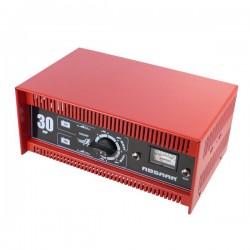 Acculader 12-24 volt 30 ampere Absaar