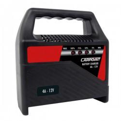 Acculader 12 volt 4 ampere Carpoint