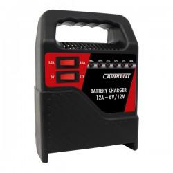 Acculader 6-12 volt 12 ampere Carpoint