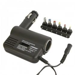 Omvormer / lader 12 volt met pluggen
