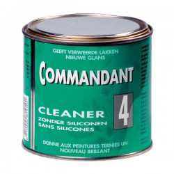 Cleaner Commandant NR4