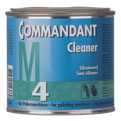 Cleaner Commandant M4 poetsmachines