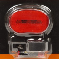 Fietslamp batterij LED