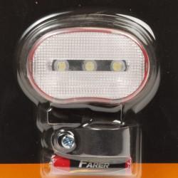 Fietslamp voor batterij LED