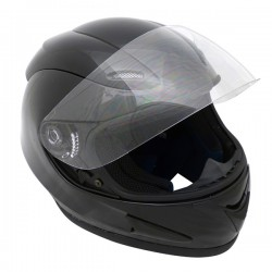Helm integraal zwart large