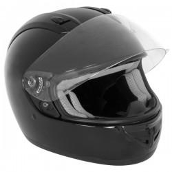 Helm integraal zwart large
