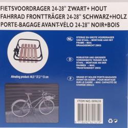 Voor bagagedrager fiets  luxe