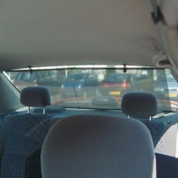 Rolgordijn auto 93 cm achterruit