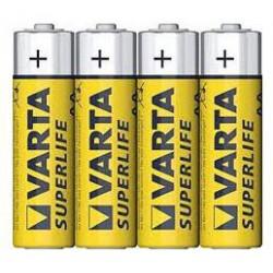Batterijen Varta AA Superlife penlite 4 stuks