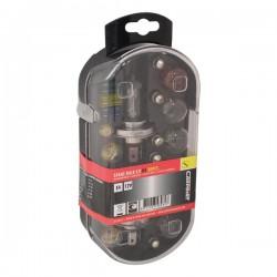 Reservelampen set H4 30 delig