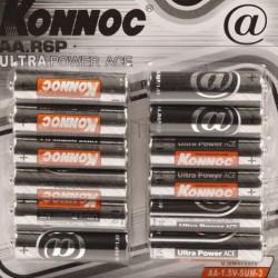 Batterijen AA penlite 12 stuks
