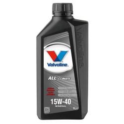 Motorolie Valvoline 15W-40 1 liter