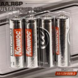 Batterijen AA penlite 4 stuks