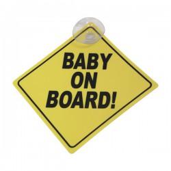Bordje baby on board