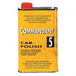 Cleaner Commandant NR5 car polish