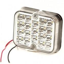Achteruitrijlicht vierkant LED 15 leds