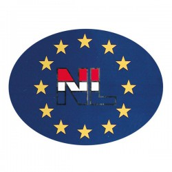 NL sticker Europa