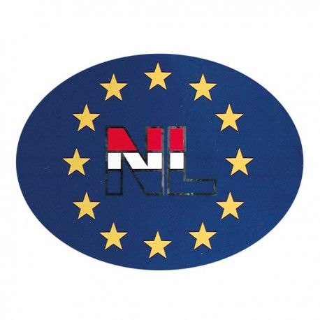 NL sticker Europa