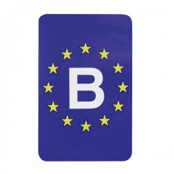 Landen sticker België