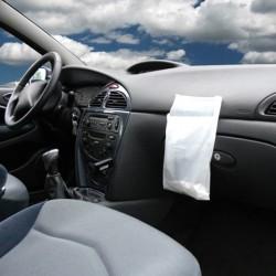 Afvalzakjes zelfklevend voor auto
