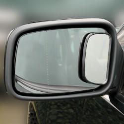 Dodehoekspiegel rechthoek 83x47 mm