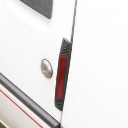 Autodeur beschermers reflectie 14cm