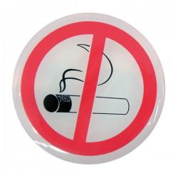 Sticker niet roken 2 stuks