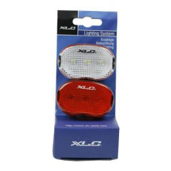 Fietsverlichting set LED XLC