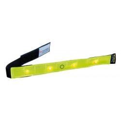 Armband reflectie en LED verlichting