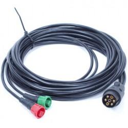 Achterlicht RADEX kabelset 6 meter