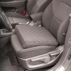 Zitkussen voor autostoel zwart Basic