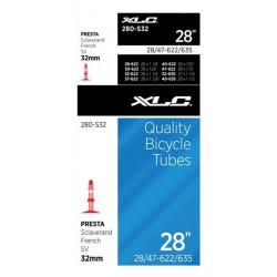 Binnenband fiets 28 1 1/8-1.75 Frans ventiel XLC