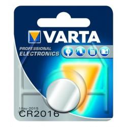 Batterij Varta CR2016 knoopcel