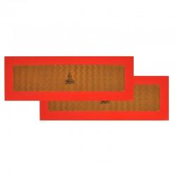 Markeringsbord sticker aanhanger-oplegger ECE 70