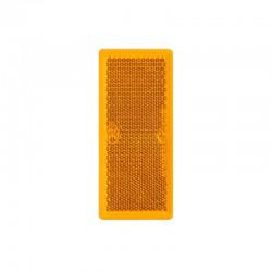 Reflector zelfklevend oranje