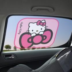 Zonnescherm auto Hello Kitty