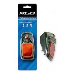 Achterlicht fiets automatisch LED spatbord